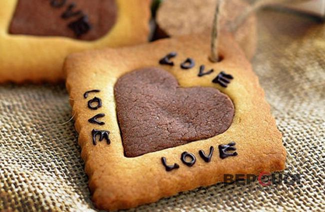 Bánh quy trái tim