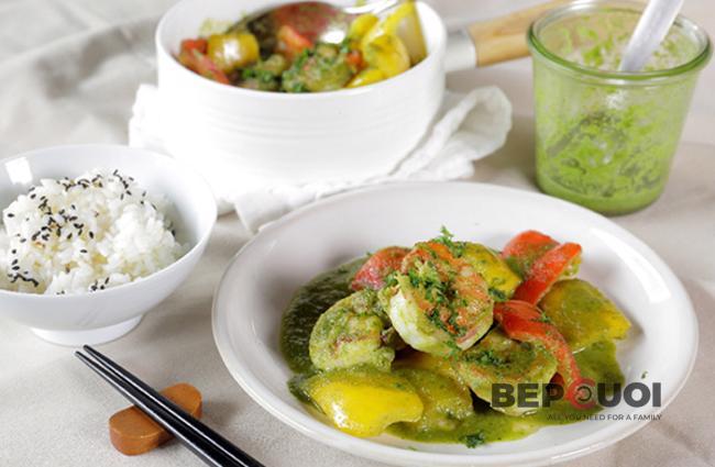 Cà ri xanh Thái