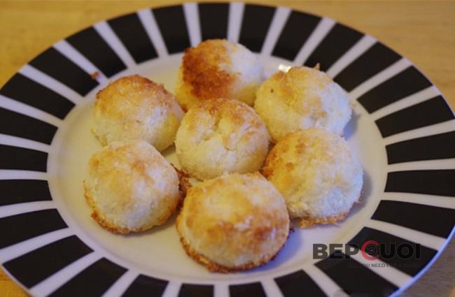 Cáchlàm bánh núm dừa