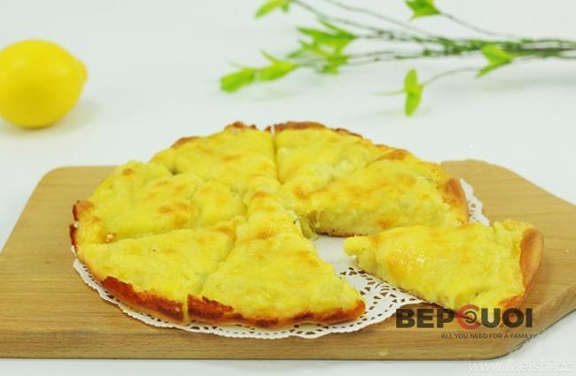 Pizza sầu riêng