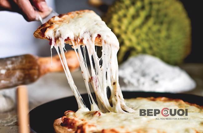Pizza sầu siêng