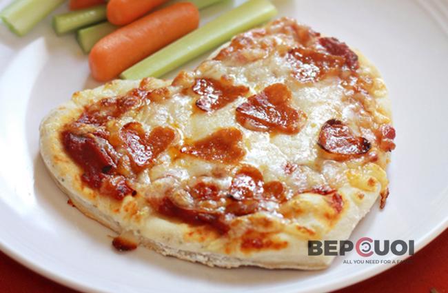 Pizza trái tim