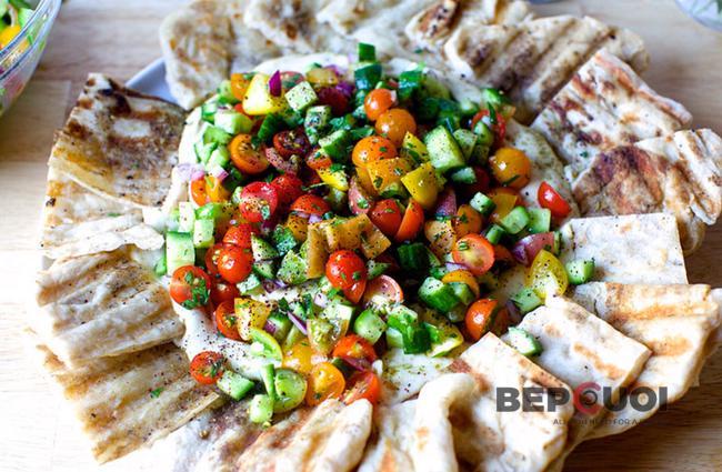 Salad cà chua bi