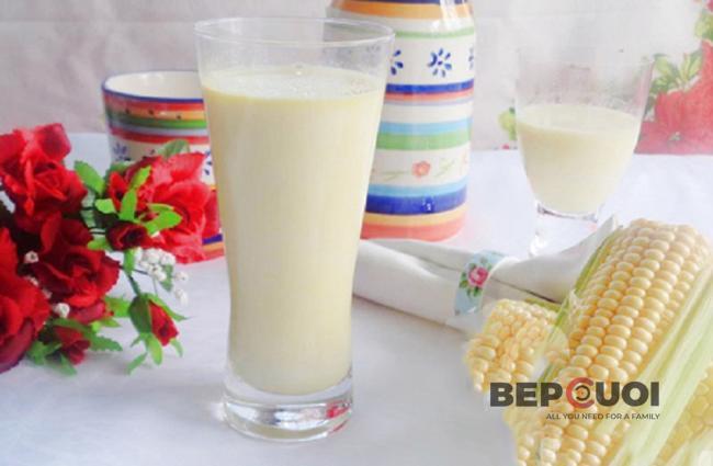 Sữa bắp lê