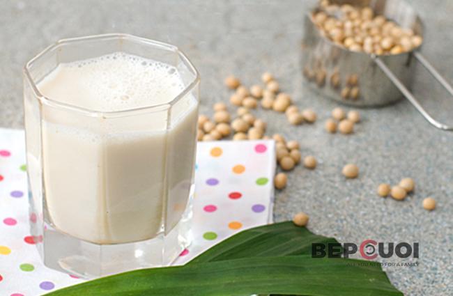 Sữa đậu nành thơm ngon