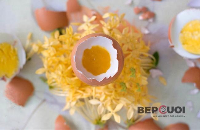 Thạch rau câu hình trứng gà