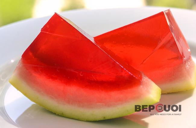 Thạch trái dưa hấu