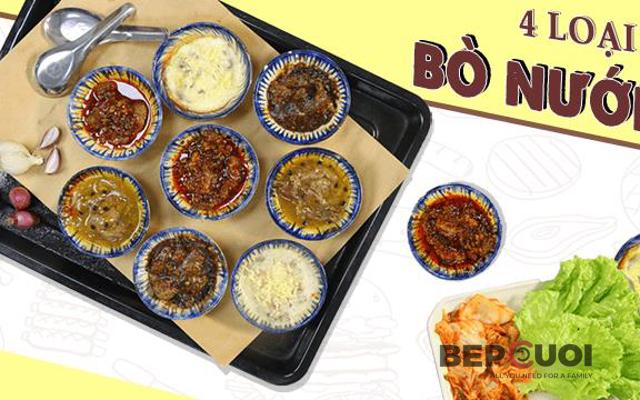 4 loại sốt nướng thịt bò ngon cho tiệc tại nhà