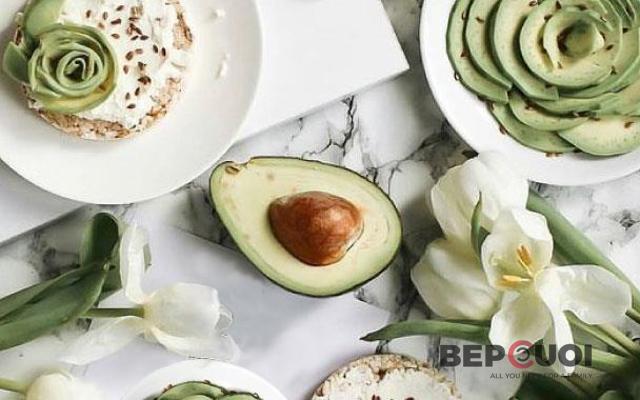 6 Món Ăn Từ Trái Bơ Hấp Dẫn, Tốt Cho Sức Khỏe Mùa Nóng