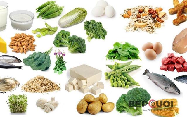8 thực phẩm giúp tăng chiều cao cho trẻ