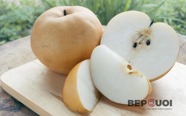 Ăn quả lê mỗi ngày giúp kiểm soát lượng đường trong máu