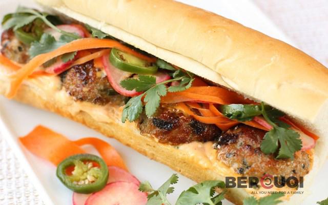 Bánh mì Việt lọt top 5 thế giới