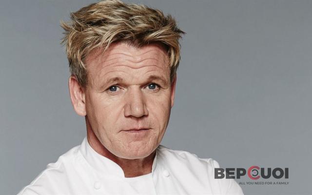 Gordon Ramsay - nguồn cảm hứng ẩm thực cho hàng triệu người