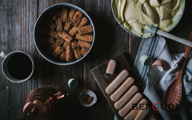Cách Làm Bánh Tiramisu Không Cần Lò Nướng Siêu Đơn Giản Tại Nhà