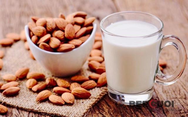Sữa Hạnh Nhân - Tất Tần Tật Công Dụng Và Cách Làm Tại Nhà