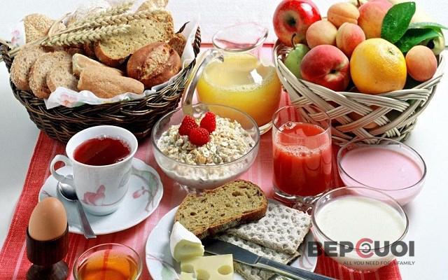 Những Người Thành Công Ăn Gì Vào Bữa Sáng?