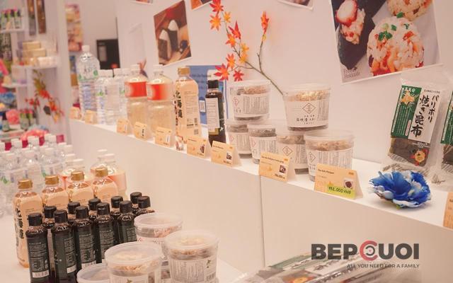 Oanh tạc Hội chợ ẩm thực Hokkaido lớn nhất năm 2017 tại TP Hồ Chí Minh