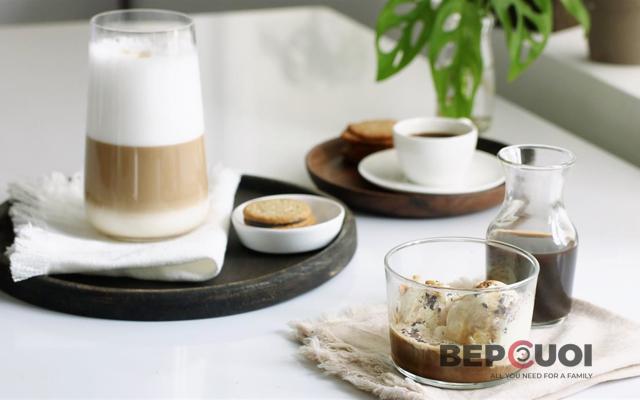 Cách làm cà phê Espresso, Affogato và Latte Macchiato